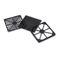 Ultra U12-40646 80mm Washable Fan Filter - 2 Pack
