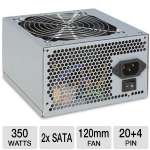 Ultra LS350 Lifetime Series 350W Power Supply - ATX, SATA-Ready, PCI-Express, Lifetime Warranty w/ Registration