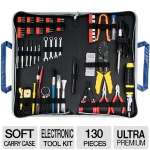 Ultra 130 Piece Premium Tool Kit