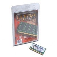 Ultra 1024MB PC2-5300 DDR2 667MHz SODIMM Laptop Memory