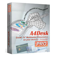 A4DESK PRO HOME EDITION