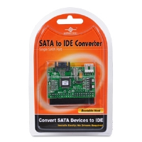 Vantec Single Port SATA to IDE Converter