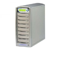 VinPower Shark-S7T-LS SharkCopier LightScribe Duplicator - Burns 1:7, 250GB, CD/DVD Duplicator