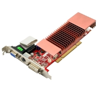 Visiontek 900302 Radeon HD 3450 Video Card - 512MB, PCI, (Dual Link) DVI, VGA, S-Video