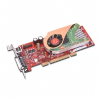 Visiontek 900106 Radeon X1300 Video Card -  256MB DDR2, PCI, DMS-59, HDTV, Video Card