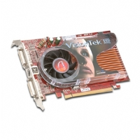 Visiontek Radeon X1650 Pro Video Card - 512MB DDR2, PCI Express, CrossFire Ready, Dual DVI, HDTV, Video Card (900137)