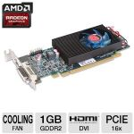 VisionTek Radeon HD 4650 - Graphics adapter - Radeon HD 4650 - PCI Express 2.0 x16 - 1 GB DDR2 - DVI, HDMI - HDTV (900276)