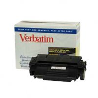 Verbatim 90890 Replacement Toner Cartridge  (HP #92298A)
