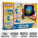 Little Tikes 620515 Talk To Me Baseball Set - For 18+ Months