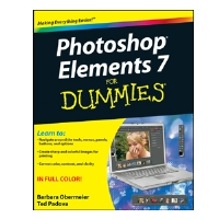 Photoshop Elements 7 for Dummies Book