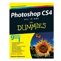 Photoshop CS4 All-in-One for Dummies Book