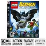 LEGO Batman: The Videogame - PLAYSTATION 3 (PS3) Game