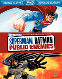 SUPERMAN/BATMAN:PUBLIC ENEMIES - Blu-Ray Movie