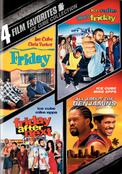 4 FILM FAVORITES-ICE CUBE COLLECTION (DVD/2 DISC)
