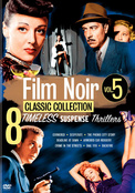 FILM NOIR CLASSICS COLLECTION V5 - DVD Movie