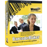 Wasp Barcodemaker (Single PC License)