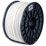 Flashforge White 1.75mm PLA  Filament Cartridge - 3DBUMPLAWH