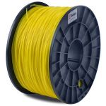 Flashforge Yellow 1.75mm PLA  Filament Cartridge - 3DBUMPLAYW
