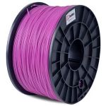 Flashforge Purple 1.75mm ABS Filament Cartridge - 3DBUMABSPP