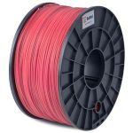 Flashforge Red 1.75mm ABS Filament Cartridge - 3DBUMABSRD