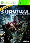 CABELAS SURVIVAL:SHADOWS OF KATMAI