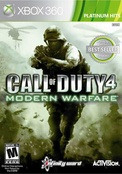 Call of Duty: Modern Warfare Platinum Hits XB360