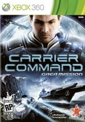 CARRIER COMMAND:GAEA MISSION