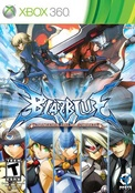 BLAZBLUE:CONTINUUM SHIFT