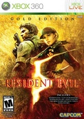 Resident Evil 5 Gold Edition-13388330225