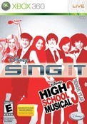 DISNEY SING IT HIGH SCHOOL MUSICAL 3 SENIOR YEAR-N