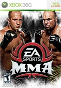 EA SPORTS MMA(MIXED MARTIAL ARTS)-NLA