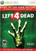 LEFT 4 DEAD GAME OF THE YEAR