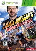 JIMMIE JOHNSON:ANYTHING WITH AN ENGINE
