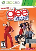 KARAOKE REVOLUTION GLEE VOL 3 (SW ONLY) NLA