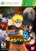 NARUTO SHIPPUDEN ULTIMATE NINJA STORM 3