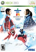 VANCOUVER 2010 OFFICIAL VIDEO GAME OLYMPIC WINTER