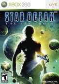 STAR OCEAN:LAST HOPE