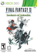 FINAL FANTASY XI:SEEKERS OF ADOULIN
