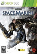 WARHAMMER 40K: SPACE MARINE-NLA