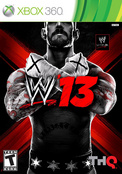 WWE 13(FORMERLY THQ TITLE)