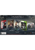 INJUSTICE:GODS AMONG US COLLECTORS EDITION NLA