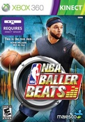 NBA BALLER BEATS W/BASKETBALL