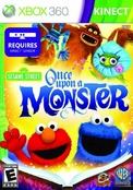 SESAME STREET:ONCE UPON A MONSTER