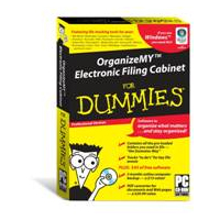 E-FILING CABINET FOR DUMMIES-FINANCE AND LIFE ED