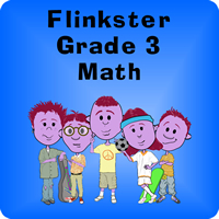 FLINKSTER GRADE 3 MATH FOR MACINTOSH