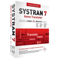 SYSTRAN 7 HOME TRANSLATOR, ENGLISH EUROPEAN PACK