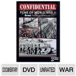 CONFIDENTIAL FILMS OF WWII - DVD Movie