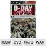 D DAY CODE NAME:OVERLORD - DVD Movie