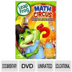 LEAPFROG:MATH CIRCUS - DVD Movie