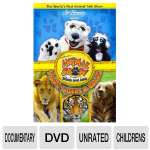 ANIMAL SHOW WITH STINKY AND JAKE:LION - DVD Movie